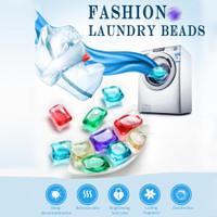 Laundry Beads Magic Soap Gel Ball Sabun Kapsul Cuci Baju Bola Pewangi