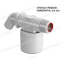 Pelampung Air Otomatis Penguin Otovalv Horizontal 3/4 inch - OVH 75