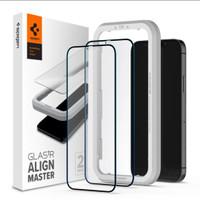 Spigen Tempered Glass Full Cover iPhone 12 Pro Max / Pro / 12 Mini 2pc