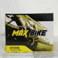 SALE !! Aki motor Suzuki Arashi GTZ5S / YTZ5S Motorcell Aki Kering