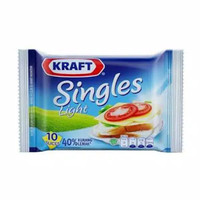 Kraft Keju Slice Light 10'S