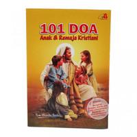 Buku Doa 101 Doa Anak dan Remaja Kristiani-Buku Rohani-Doa Rohani