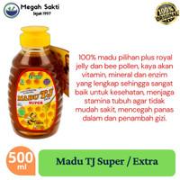 Madu TJ SUPER atau TJ EXTRA / Madu Super Tresnojoyo / TJ SUPER 500 ml
