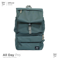 Tas Bayi Modular & Cooler Bag NerTur All Day Pro in Forest Green