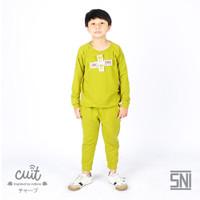 CUIT KIDS Setelan Sweater dan Jogger Anak Unisex Niji Series