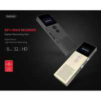 Original REMAX RP1 Digital Voice Recorder - Perekam Suara