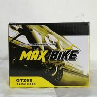 SALE !! Aki motor Yamaha Fino, Mio J, NVL GTZ5S Motorcell Aki Kering