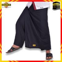 Wadimor hitam polos sarung celana