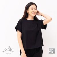 CUIT DAILYWEAR Yuka Blouse Kaos Tencel Special Edition