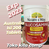 NATURE WAY GLUCOSAMINE 1500 MG JOINT REPAIR ISI 200 TABLETS