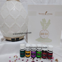 diffuser young living paket