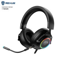 Rexus Thundervox HX20 Stream RGB Headset Gaming