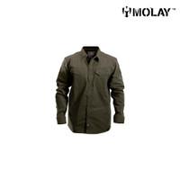 Kemeja Molay Velox Recon Long Sleeve