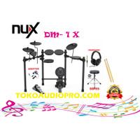 nux dm1x dm 1x dm-1x elektrik drum