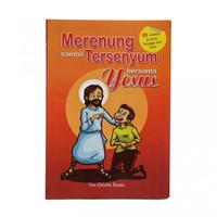 Buku Anak Merenung Sambil Tersenyum Bersama Yesus-Buku Rohani Anak Doa