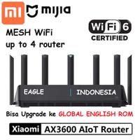 Xiaomi AX3600 AIoT Wifi 6 Gigabit Router Dual Band Qualcomm Chipset