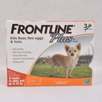 FRONTLINE Plus for Small Dog ( 0-10kg) Obat Kutu Anjing 1pcs