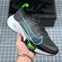 Nike Air Zoom Tempo NEXT% Black White Blue Green