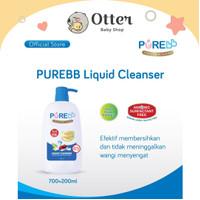 Pure BB Baby Liquid Cleanser Pump / Botol 700ml