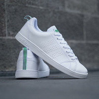 SEPATU ADIDAS NEO ADVANTAGE WHITE LIST GREEN - 37