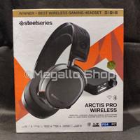 Steelseries Arctis Pro Wireless Bluetooth Gaming Headset Garansi Resmi