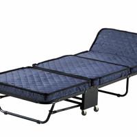 Folding Bed / Kasur Besi Lipat / Kasur Pembantu / Kasur Berjemur