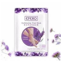 [Ready Stock] Masker Kaki EFERO - Foot Peeling Feet Mask EFERO - lavender