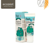 BUDS Organics - Toothpaste Peppermint With Fluoride (50 ml)