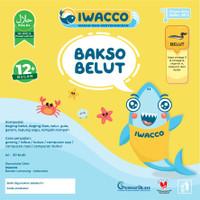 Bakso Ikan Belut Iwacco / Bakso Belut / Bakso Ikan