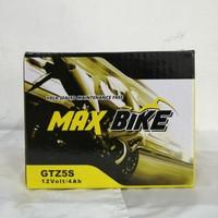 SALE !! Aki motor Honda Scoopy GTZ5S-BS / YTZ5S Motorcell Aki Kering