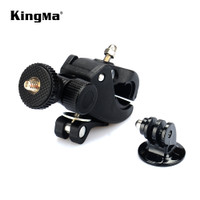 BIKE CYCLE MOUNT CLAMP WITH TRIPOD ADAPTOR KINGMA FOR ACTION CAM