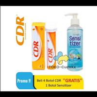 PROMO CDR isi 15 - Beli 4 Gratis 1 Sensitizer Multivitamin c