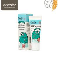 Buds Organics - Toothpaste Flouride Peppermint
