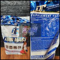 Suplemen Fitness RONNIE COLEMAN RC King Mass XL 10 lb Malang Kingmass