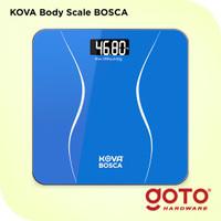 Kova Bosca Timbangan Badan Temperature Body Scale 180 kg