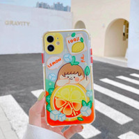 Huawei P7 P8 P9 P10 P20 P30 Lite Pro Plus Girl Cute Case