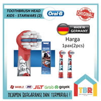 Oral-B Stages Power Kids Brush Head Refill - Disney Star Wars - 2PCS