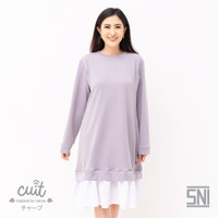 CUIT Tunik Dress Hamil Menyusui Niji Series
