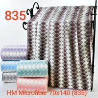 Handuk Mandi Dewasa Microfiber uk 70x140cm (Code : 835)