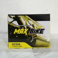 SALE !! Aki motor Yamaha Xeon GTZ5S / YTZ5S Motorcell Aki Kering