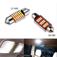 LED PLAFON CANBUS 36MM LAMPU INTERIOR MOBIL LED KABIN LED FESTOON