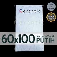 Karung Plastik 60x100 cm isi 1 bal (1000 lembar)
