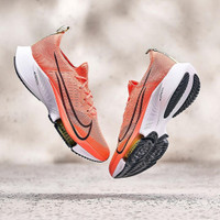 Nike Air Zoom Tempo NEXT% Bright Mango/Citron Pulse/Black