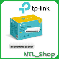 TP-LINK LS1008 SWITCH HUB 8 PORT 10/100Mbps / TPLINK 8PORT