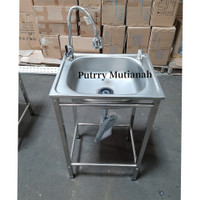 bak cuci piring portable kitchen sink wastafel cuci piring termurah