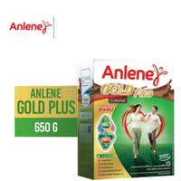 Anlene Gold Plus Coklat / Vanilla 650gr / Susu Anlene 650 gr