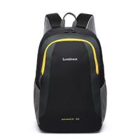 Luminox New Arrival Tas Ransel Kasual Backpack Daypack GJH - Unisex - Hitam