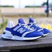 newbalance 997 encap man / Sneakers pria / sepatu pria Premium - Blue, 40