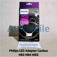 Philips CANbus LED Adapter HB3 HB4 HIR2 Fix Error Warning Canceller