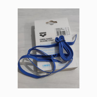 Tali Strap Kacamata Renang Arena Silicone Strap Cobra Series Blue